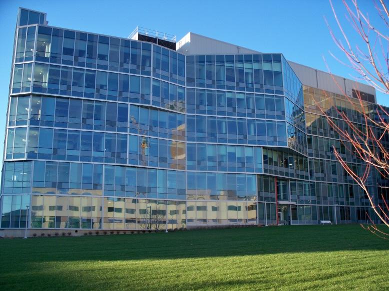 Exterior McKinley Res Building