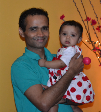Shyam and his daughter_cropped